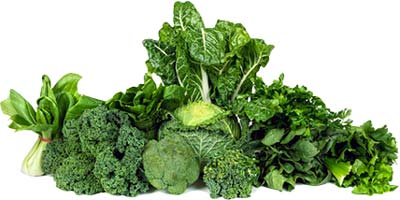 Top 3 Upgraded Your Health Foods: Dark Leafy Greens