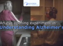 This ABC News special shows an eye opening experiment that helps you understand what living with a cognitive health condition like Alzheimer's is truly like.