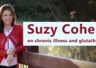 Suzy Cohen talking about chronic illness responding to glutathione